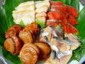 魚介4種の燻製セット