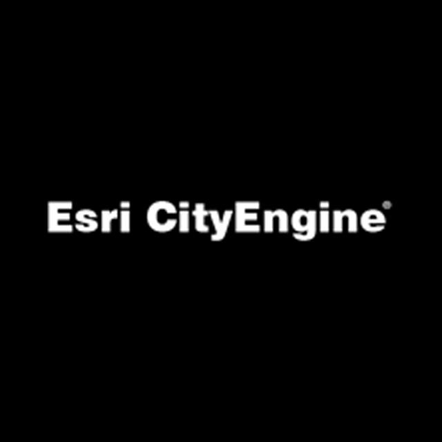 プロシージャル都市景観モデリングソフトウェア Esri CityEngine(シティーエンジン)