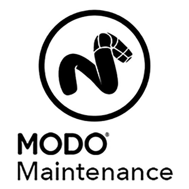 MODO メンテナンス
