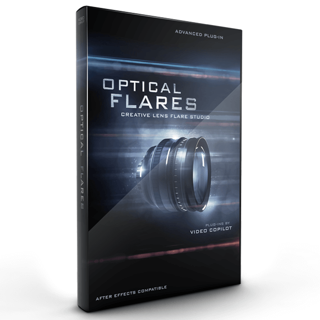 After Effects プラグイン Optical Flares Plug-in