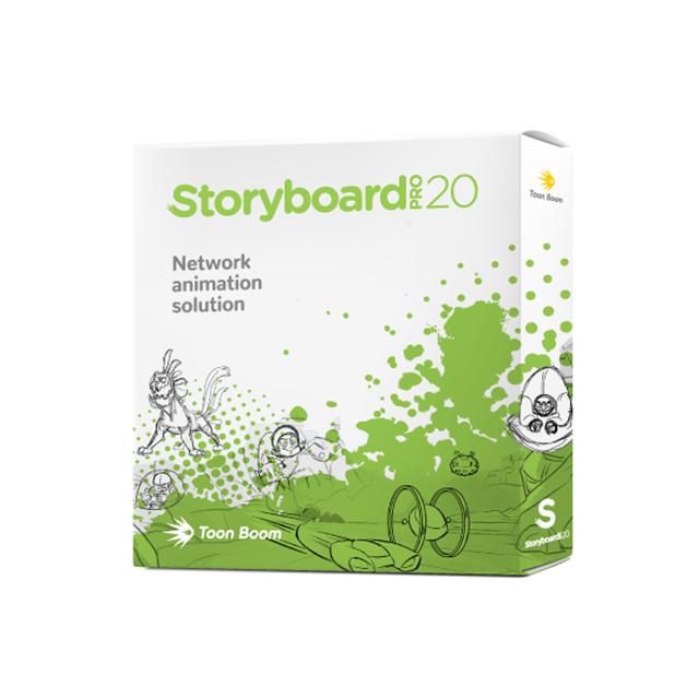 Storyboard Pro 20