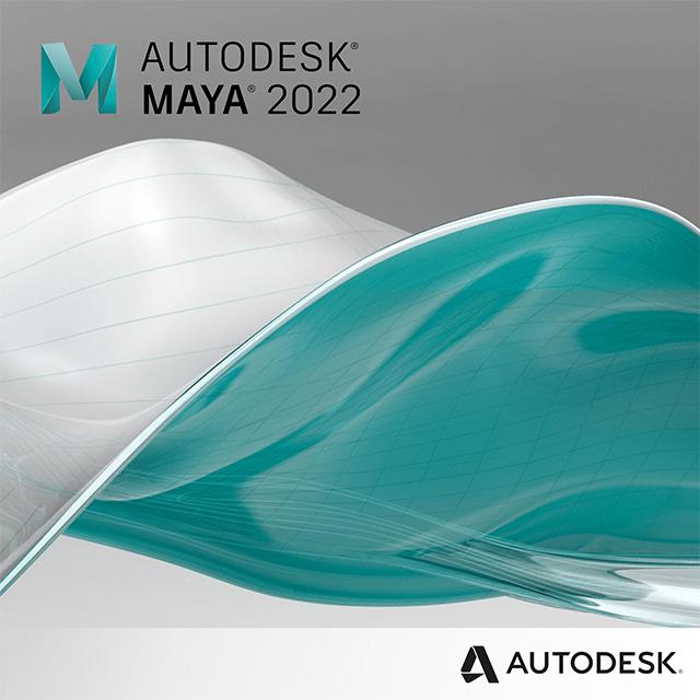 Autodesk Maya 2022