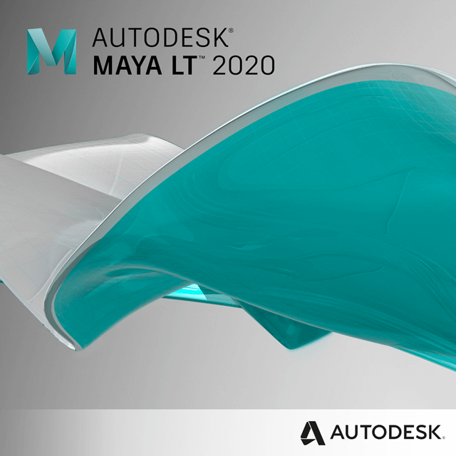Autodesk Maya LT 2020