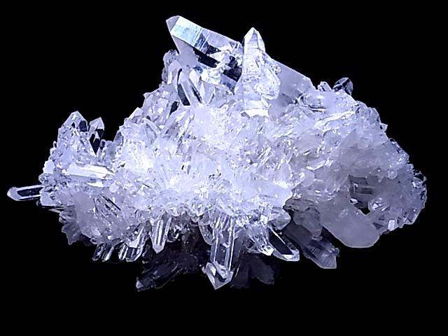 【プレミアム級美品】アーカンソー産水晶クラスター5A