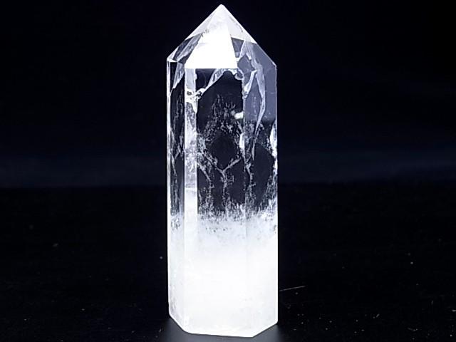 水晶ポイント【六角柱】
