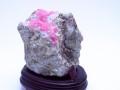 ロードクロサイト(インカローズ)原石 ロードクロサイト重量感のある原石
