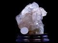 スモーキーエレスチャル【骸骨水晶】天然石の醍醐味を堪能していただける逸品