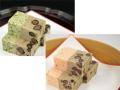 桜の時期限定 さくらの風味が上品です 桜川 蓬の風味の通小町 各一本 化粧箱入り