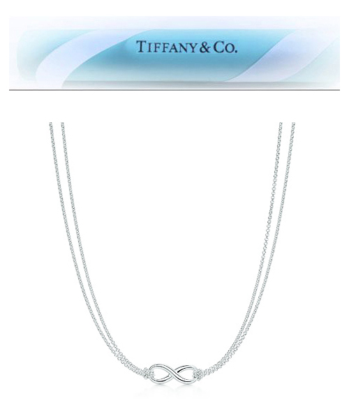 ティファニー TIFFANY & Co. インフィニティ ペンダント 【送料無料】 【並行輸入品】 1088