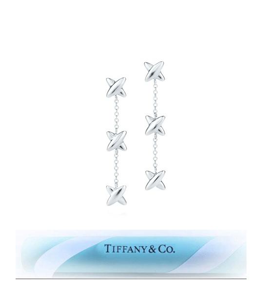 ティファニー TIFFANY & Co. シグネチャードロップ ピアス  並行輸入品 【送料無料】