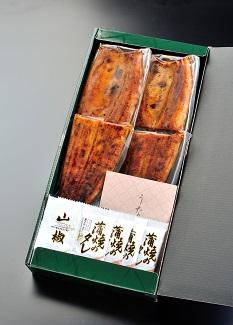 鰻蒲焼ハーフ