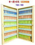 キーボックス 120個収納 壁掛け 鍵収納 鍵保管 鍵管理 鍵整理 YSX-100