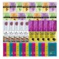 【送料無料】バブルバス ファミリーセット 10種類 50包