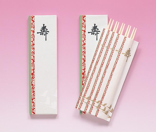 祝箸(飛鶴)