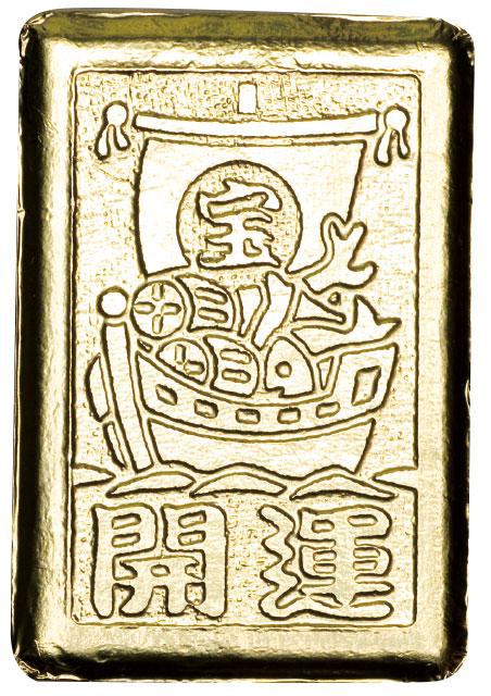 御年賀金かい?タオル(宝船)(10個セット)