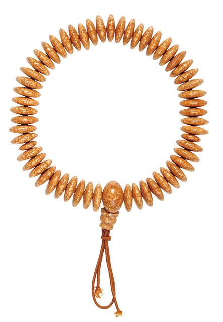 天竺菩提樹平54玉腕輪念珠