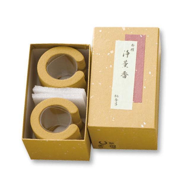 浄薫香白檀(丸型・小) 1ケース10個セット