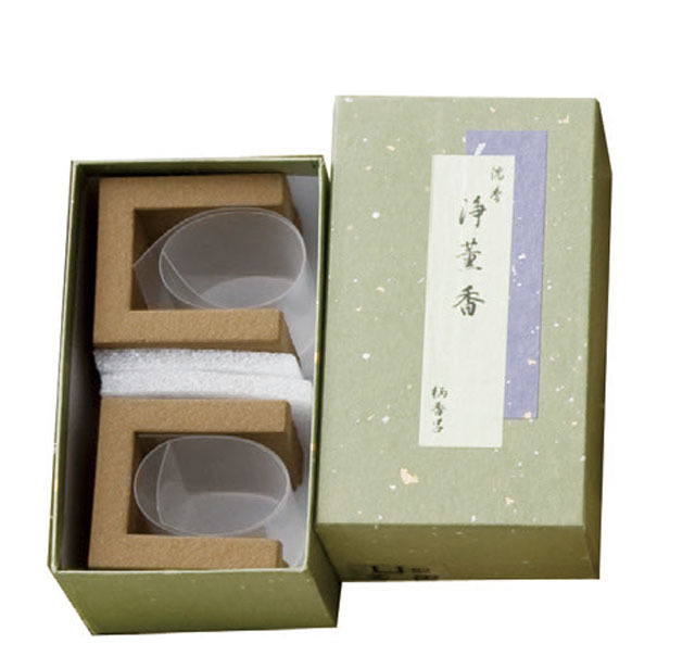 浄薫香沈香(コの字型・小) 1ケース10個セット