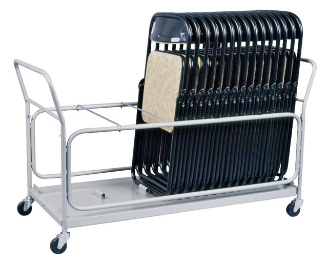 専用台車(折畳パイプ椅子)