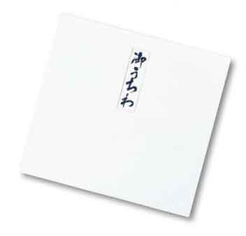 うちわ袋(100枚1組)