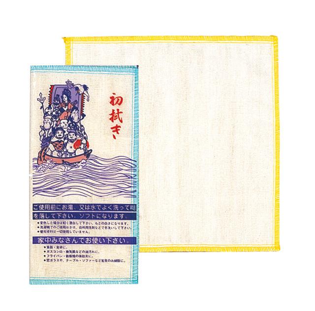 初拭き(七福神)