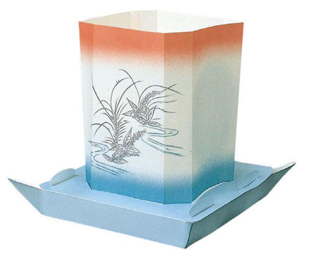 水溶性紙燈籠