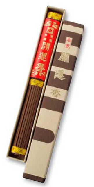 開運香(長寸太角筋) 1ケース30個セット