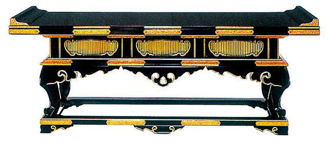 鎌倉型焼香机