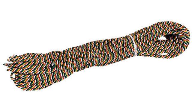 五色壇線(人絹)