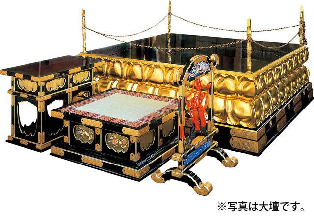 護摩壇(伝流型)
