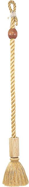 鰐口紐(桐製六角枠付・撞木付)◯麻製生地