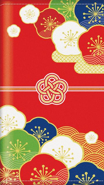 不織布のし袋セット(鶴亀)