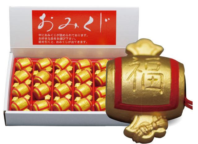 セラみくじ「打出の小槌」(ケース付)24個1組
