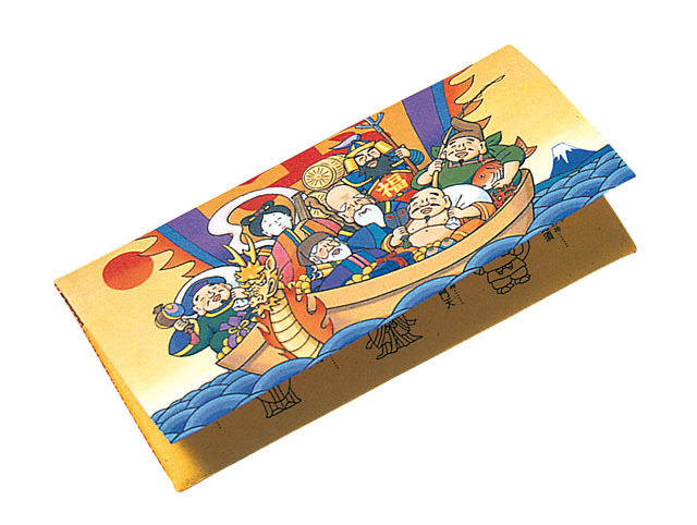開運七福神財布(10個セット)
