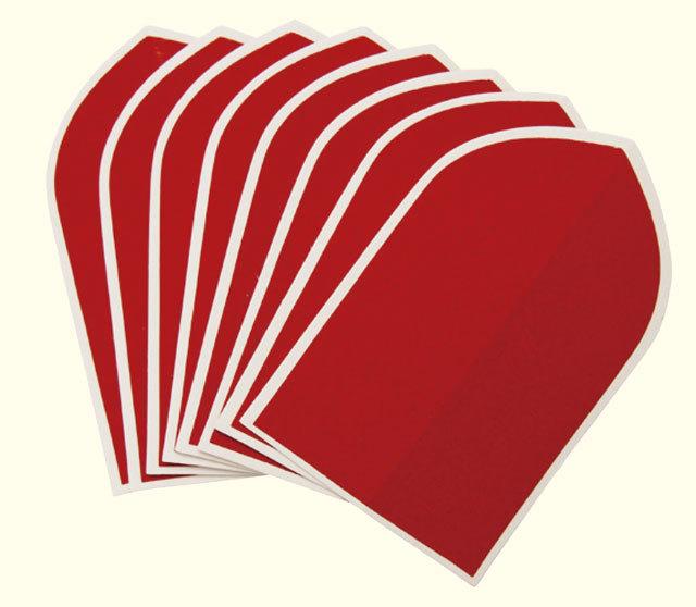 紙方立・赤白(別上品)
