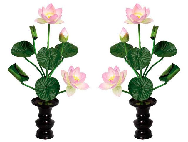 ミニ常花(常花9本立)一対