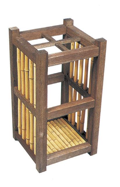 竹製傘立2型(固定式)