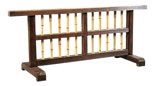 新竹製結界(6尺)