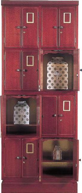 木製納骨壇(8家用)