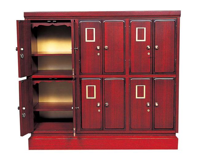 木製納骨壇(6家用・横型)