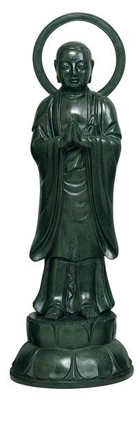 唐金仏像 宝掌菩薩(餓鬼能化)