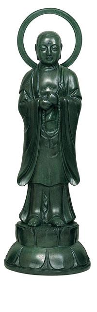 唐金仏像 宝印手菩薩(修羅能化)