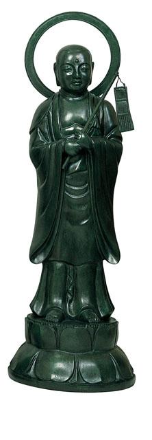 唐金仏像 堅固慧菩薩(天上能化)