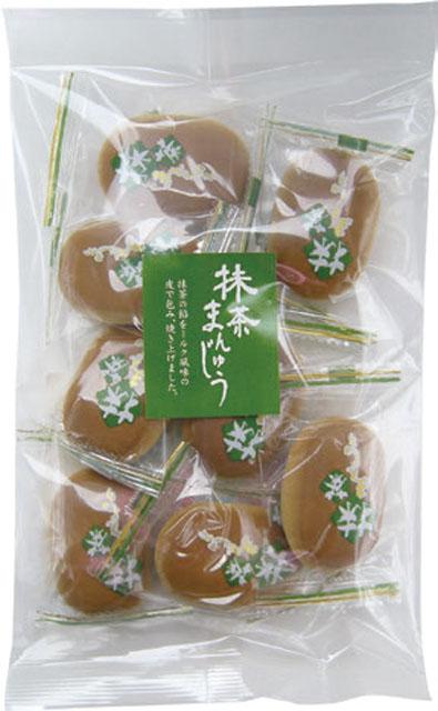 抹茶まんじゅう(8個入)