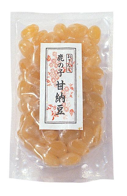 鹿の子甘納豆(福白金時)