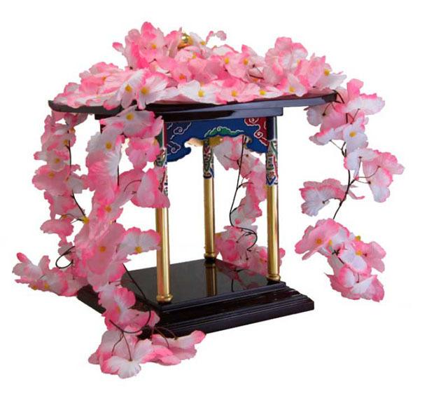 桜屋根飾り(1.5尺用)