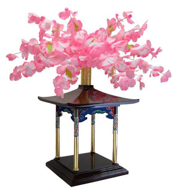 桜冠飾り(1.5尺用)