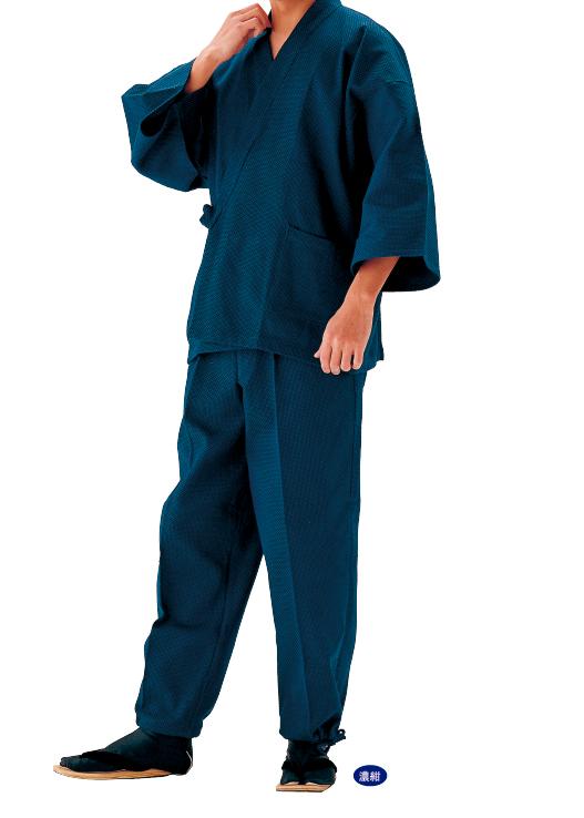 太刺子織作務衣