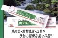 歯周病、口臭予防に【デンタルポリスDX】医薬部外品はみがき粉