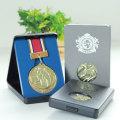 130種類の図柄から選べるプレミアムなメダルです